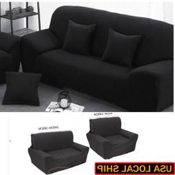 1 2 3 Seater Protector Couch Cover Slipcover Stretch Chair S