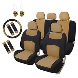 Leader Accessories 10203060 Universal Front Rear Cars Seat C