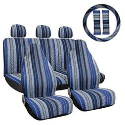 uxcell 10pcs Universal Baja Blanket Durable Bucket Seat Cove