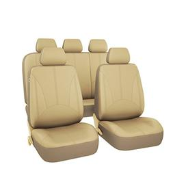 11pcs elegant luxurous pu leather automotive universal
