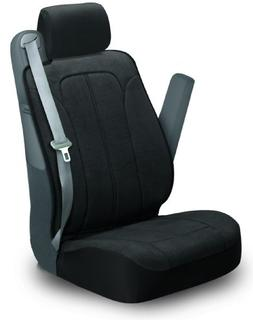 Auto Expressions 804216 Black Safety Fit Sideless Seat Cover