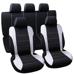 9pcs universal car <font><b>seat</b></font> <font><b>covers<