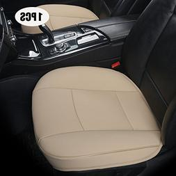 EDEALYN Ultra-Luxury PU Leather Car seat Protection car seat
