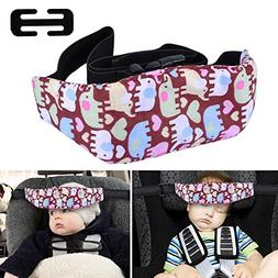 Cunina Baby Kids Adjustable Safety Neck Relief Car Seat Slee