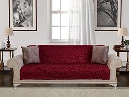 Chiara Rose Acacia Sofa Slipcover 3 Cushion Sofa Cover 1 Pie