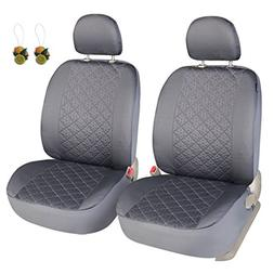 Leader Accessories Auto Universal Car Truck Seat Covers 2 Fr