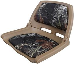 Leader Accessories New Camo Marine Folding Boat Seat