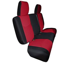 Leader Accessories Car Seat Cover Rear 60/40 Custom Fit for