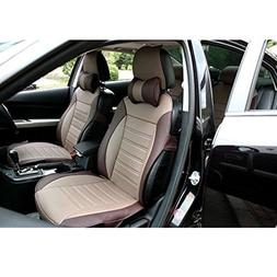 Car Seat Protector Automotive Vehicle Leather Front Rear Gen