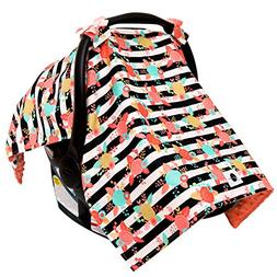 Carseat Canopy, Car seat covers for babies, Baby car seat co