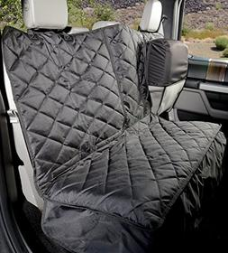 4Knines Crew Cab Rear Bench Seat Cover with Hammock - Heavy-