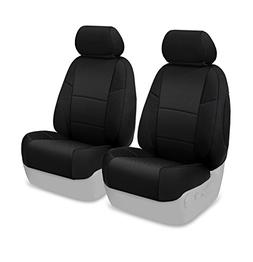 Coverking Custom Fit Front 50/50 Bucket Seat Cover for Selec