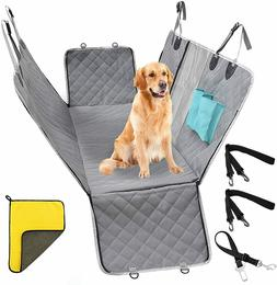 Waterproof Pet Dog Car Seat Cover Hammock SUV Van Truck Back