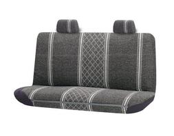 Diamond Tweed Standard or Full Sized Bench Seatcover Front o