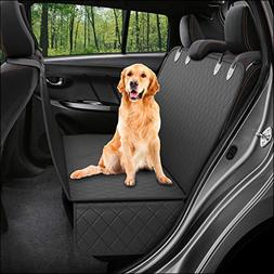 Dog Back Seat Cover Protector Waterproof Scratchproof Nonsli