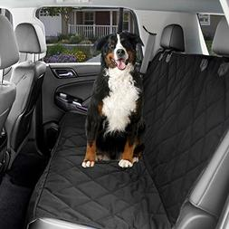 KOPEKS Dog Car Seat Cover -Waterproof Non Slip Padded Quilte