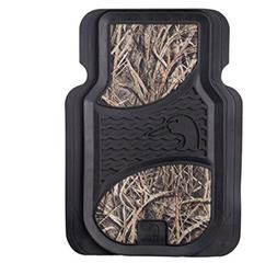 Ducks Unlimited Mossy Oak Camo Trim to Fit Floor Mats