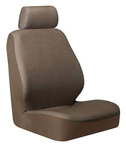 El Paso Low Back Seat Cover -Tan Pack of 2