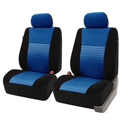 FH GROUP FH-FB060102 Trendy Elegance Pair Bucket Seat Covers
