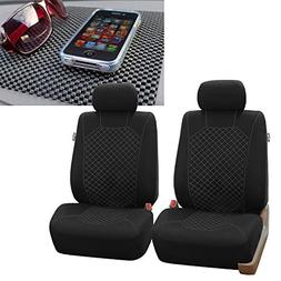 FH GROUP FH-FB066102 Ornate Diamond Stitching Car Seat Cover