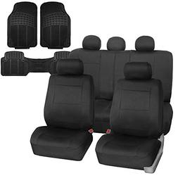 FH Group FH-FB083115 Neoprene Waterproof Car Full Set Black