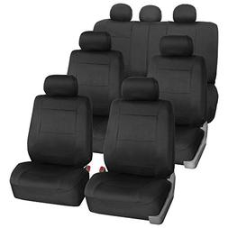 FH Group FH-FB083217 Three-Row Neoprene Waterproof Car Full