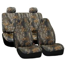 FH GROUP FH-FB111114 Hunting Camouflage Car Seat Covers, Air
