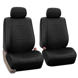 FH GROUP FH-PU001102 Classic Synthetic Leather Pair Set Car