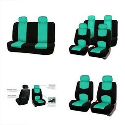 Flat Cloth Full Seat Cover Set