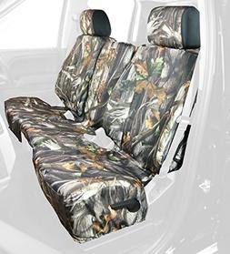 Saddleman Front Custom Fit Seat Cover for Select Chevrolet S