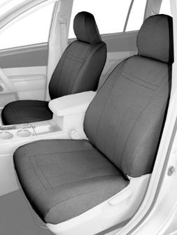 CalTrend Front Row Bucket Custom Fit Seat Cover for Select S