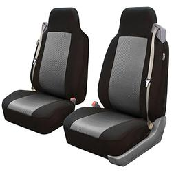 FH Group Integrated / Built-In Seatbelt Compatible High Back