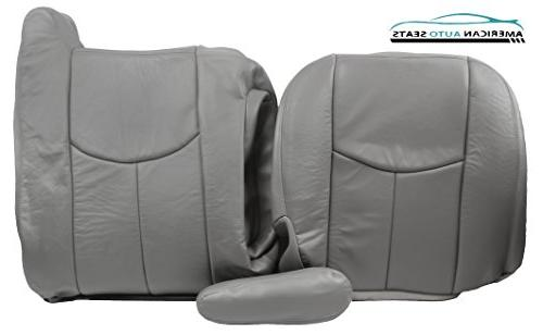 2004 chevy silverado passenger complete replacement leather