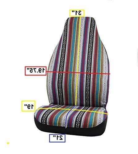 Bell Automotive Baja Blanket Bucket Seat Cover