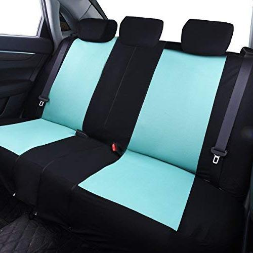 CAR 11PCS Universal Fit Car Seat Cover with Inside,Airbag