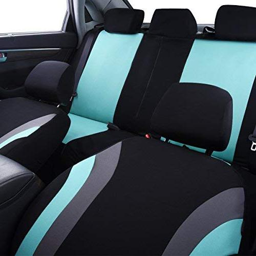 CAR Line 11PCS Universal Fit Seat -100% with Composite Inside,Airbag Compatible