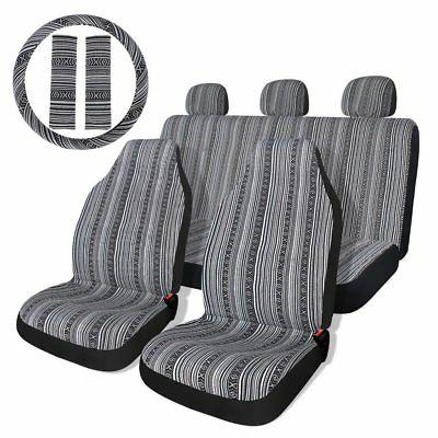 Copap Baja Seat Covers with Wheel Belt Protectors 10pc Seat Covers