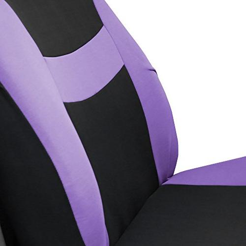FH Group Seat Cover Steering Wheel Seat