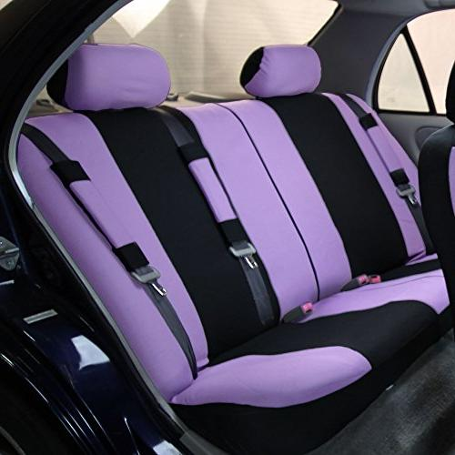 FH Group Cover Combo with Steering Wheel and Seat Belt