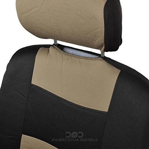 Two-Tone Car Covers w/ Dual-Accent Heavy Rubber Floor