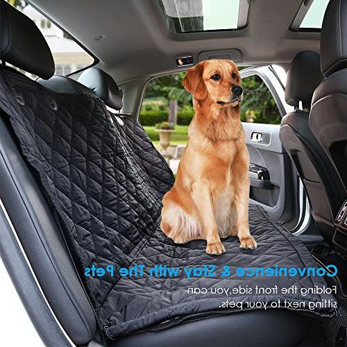 URPOWER Car Covers, Seat Cover Seat Seat with Seat and Side Flaps Cars