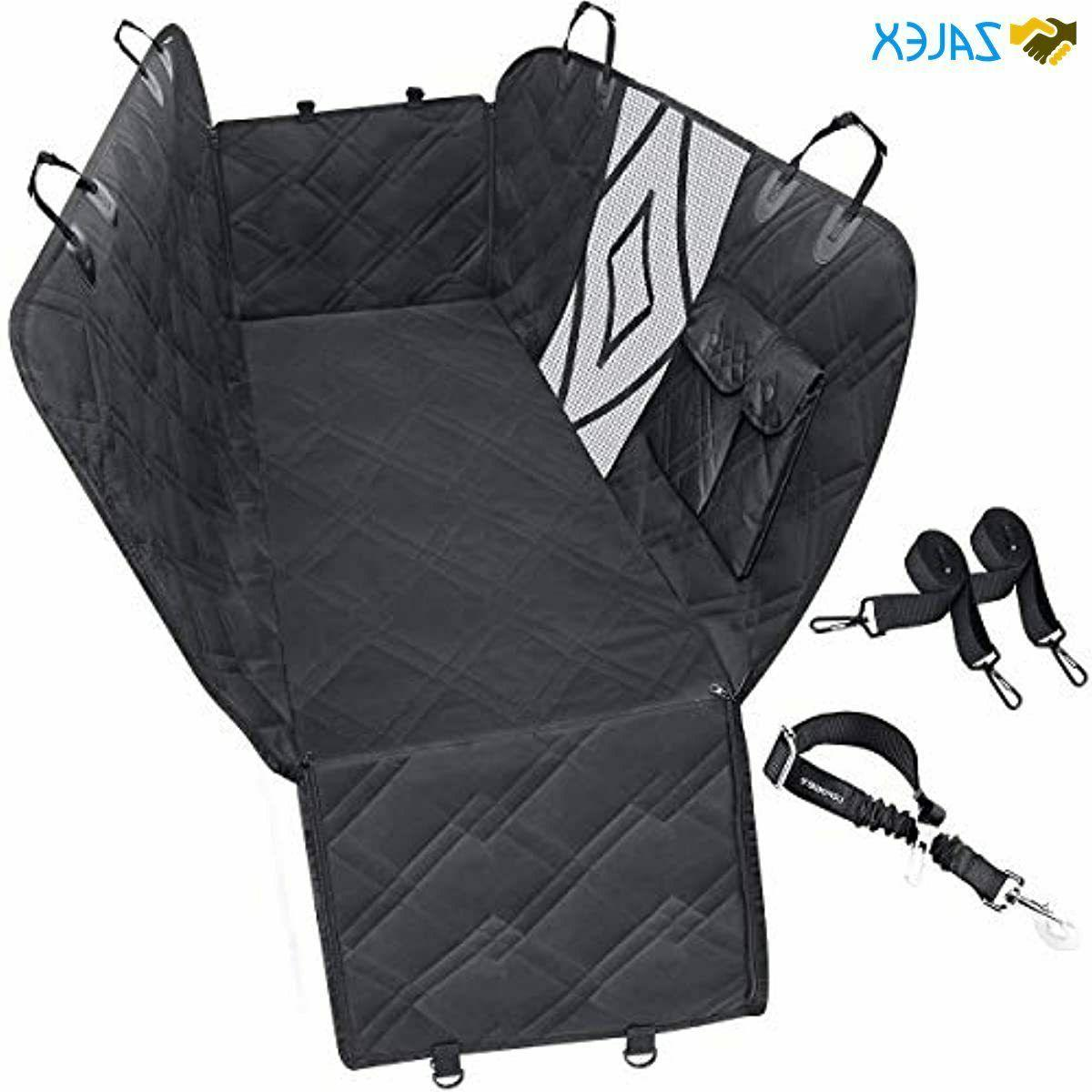 URPOWER Dog Car Seat Covers, 100% Waterproof Pet Seat Cover