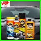 Armor All Complete Car Care Kit Tire Foam Cleaning Seat Prot