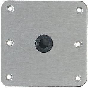 base plate stainless steel