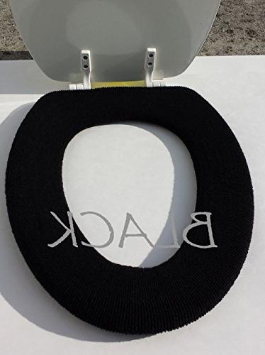 bathroom toilet seat warmer cover