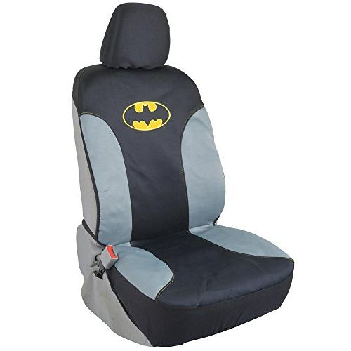 Batman Car - 100% Pair Gray Cover - Safe Protection for SUV Truck