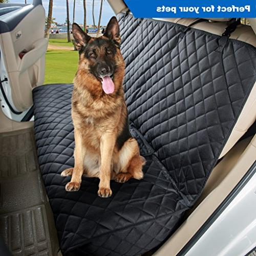 VIEWPETS Bench Car Cover Heavy-Duty Car & SUVs