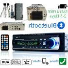 Car Stereo Radio Bluetooth In-dash Head Unit Player FM MP3/U