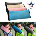 Child Kids Car Safety Strap Cover Harness Pillow Shoulder Pa
