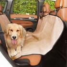 Dog Car Seat Hammock Cover Suv Truck Back Rear Protector Mat